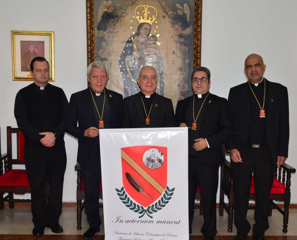 La Academia de Historia Eclesiástica de Pereira celebra su segundo aniversario