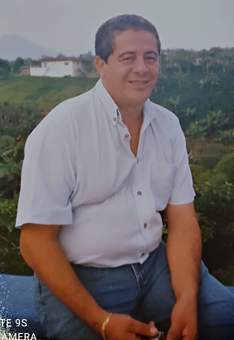 Fallecimiento de Felipe Santiago López Caro