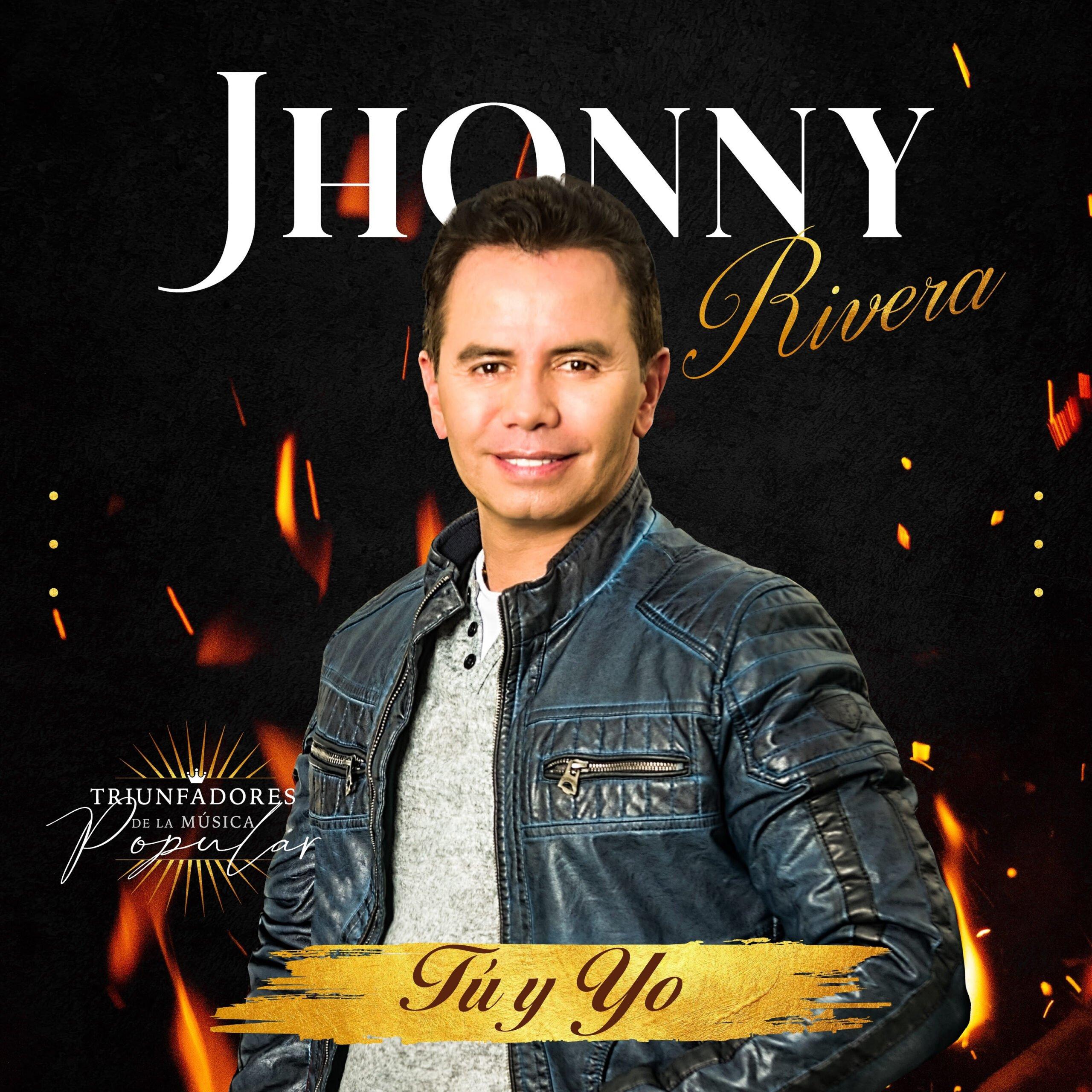 Jhonny Rivera lanzó su nuevo sencillo