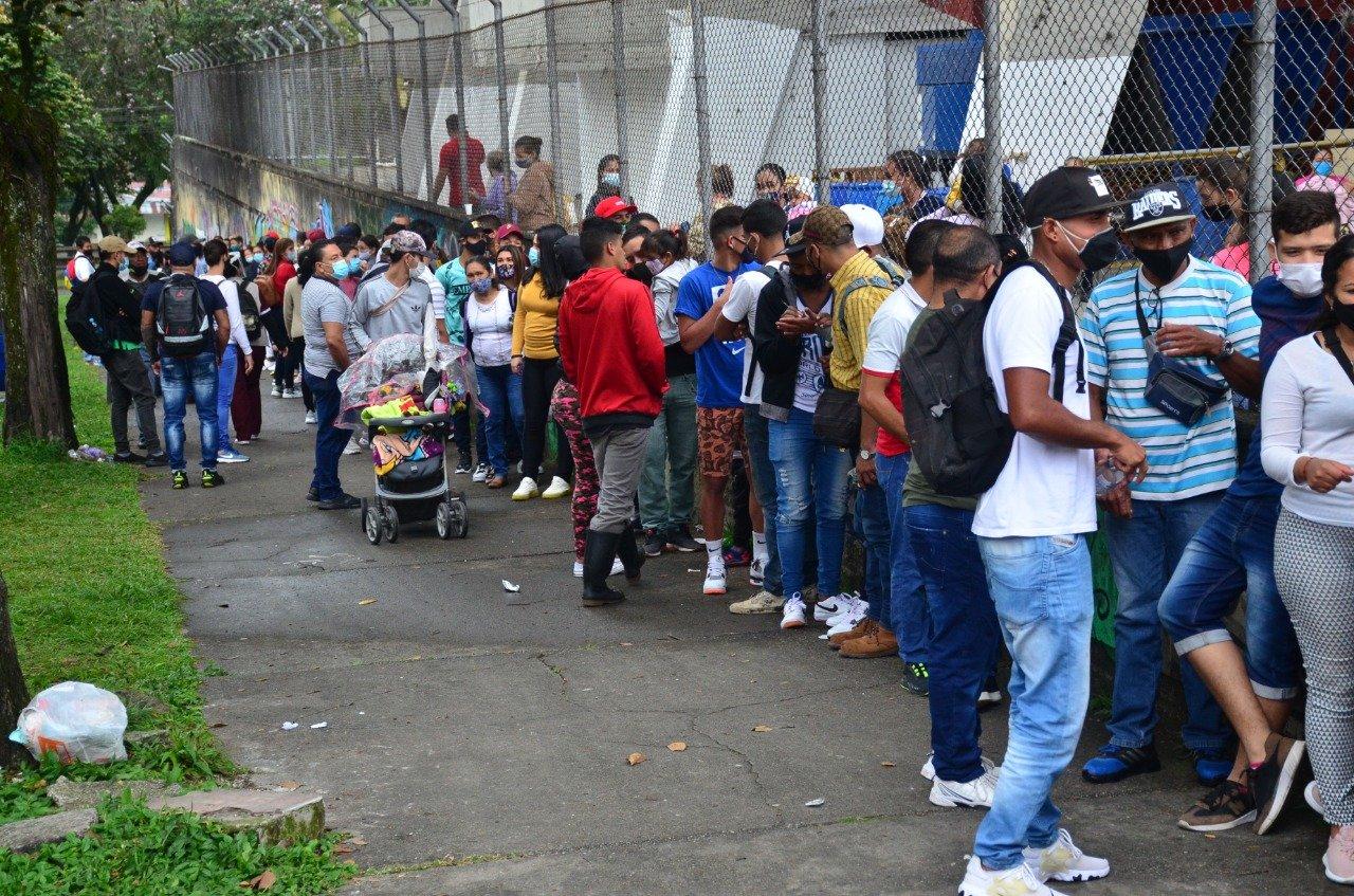 'No se deje engañar el registro único de migrantes venezolanos para acogerse a Estatuto de Protección, es gratuito'