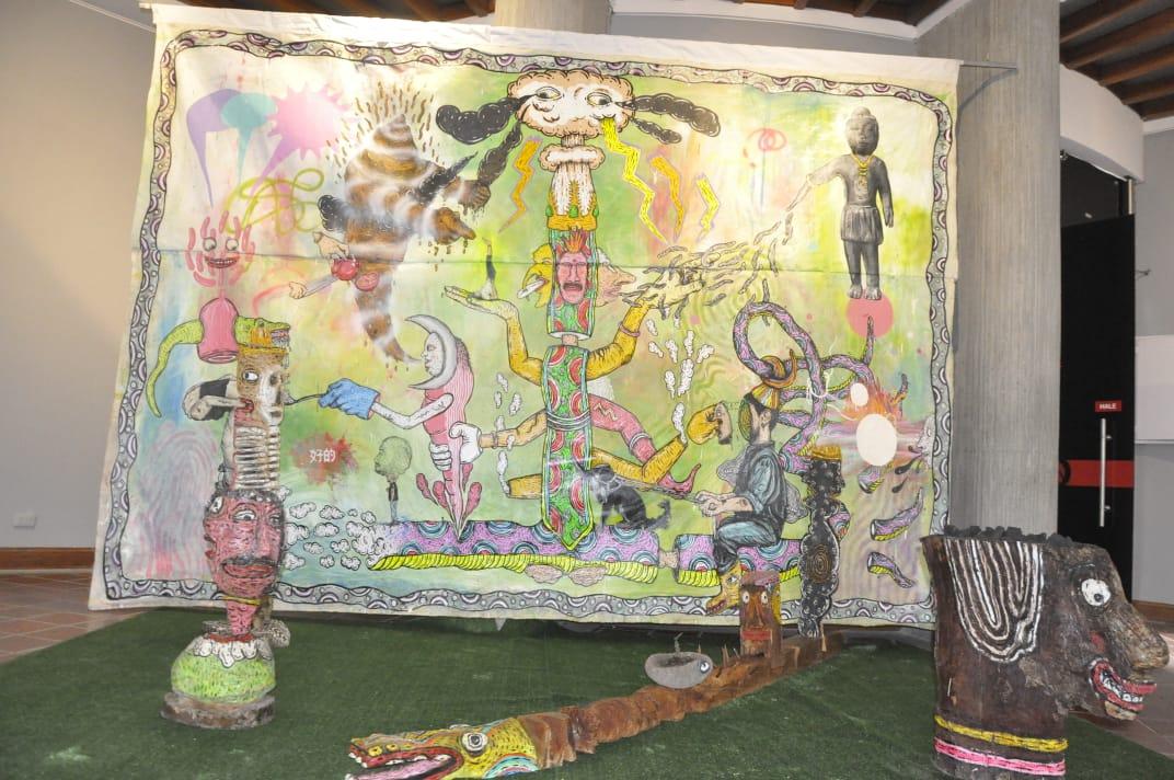 Novedosas obras artísticas, harán parte de la nueva exhibición en el Museo de Arte de Pereira