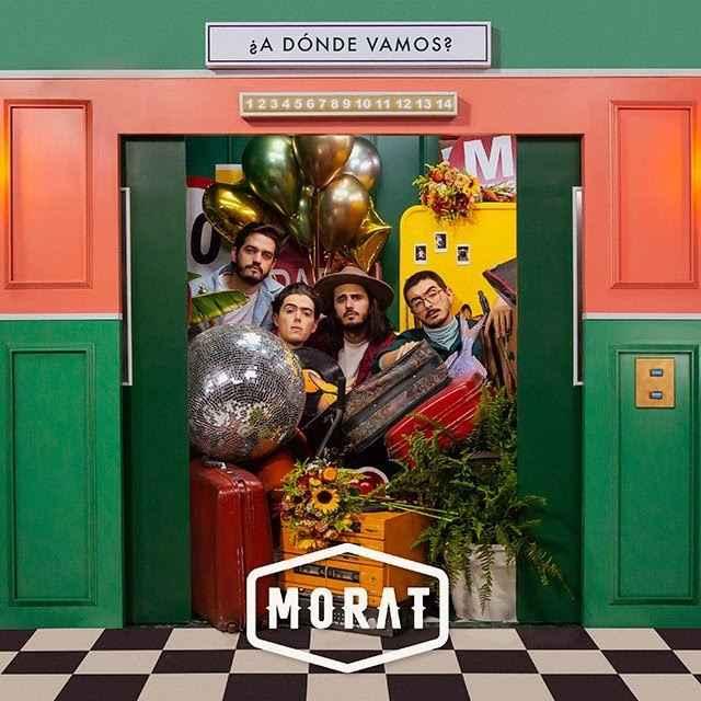 Morat, presentó su nuevo álbum