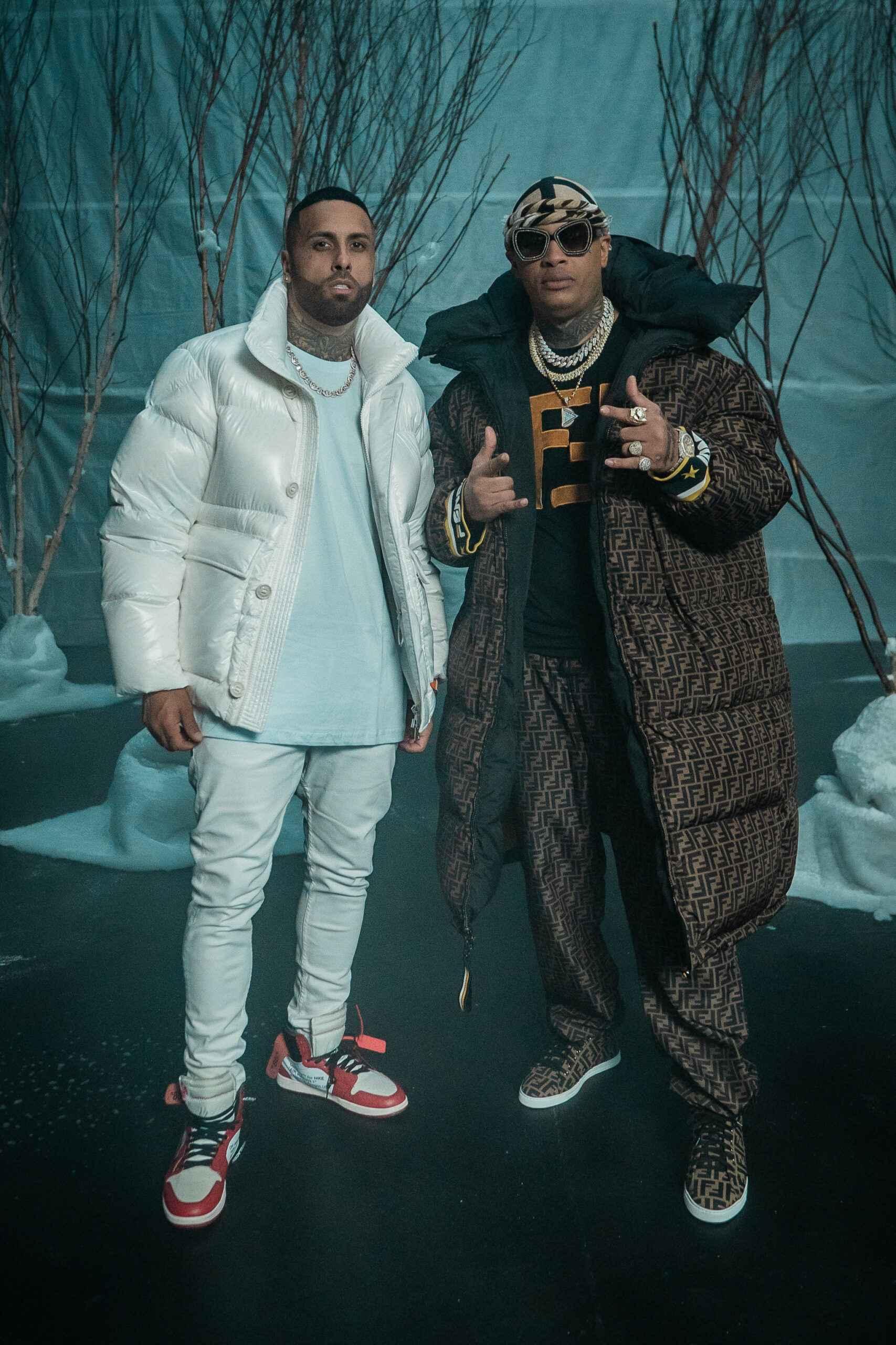 Pacho el Antifeka y Nicky Jam lanzaron nueva canción