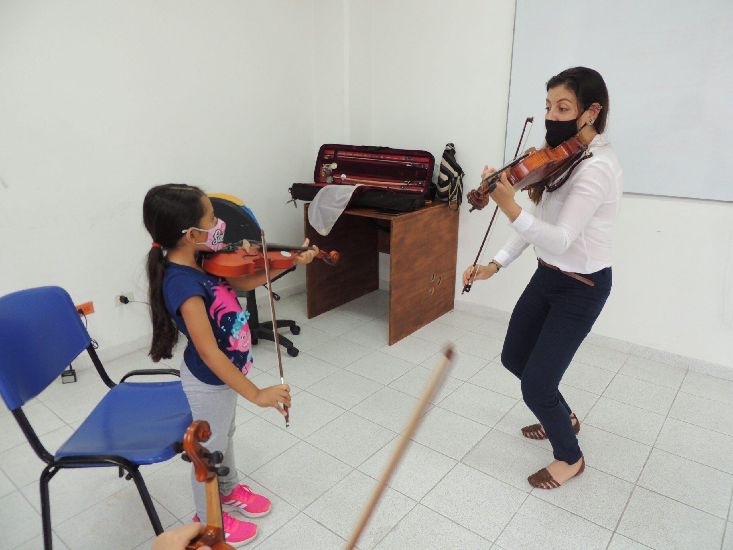 La oferta cultural llegó a las comunidades más alejadas de Pereira