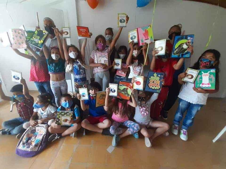 Una campaña para sembrar en los niños y niñas la cultura de la lectura