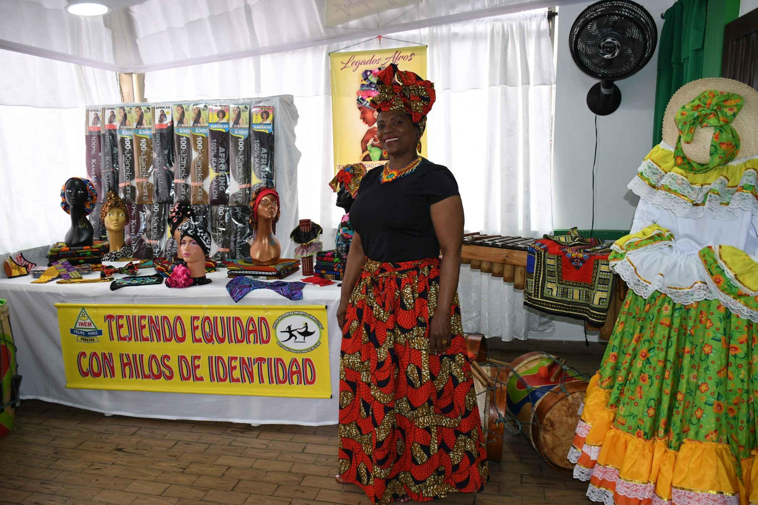 Un emprendimiento familiar ayuda a perpetuar el legado Afro en Risaralda