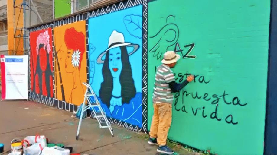 La cultura y el arte se toman Pereira en la búsqueda de la paz - Noticias de Colombia