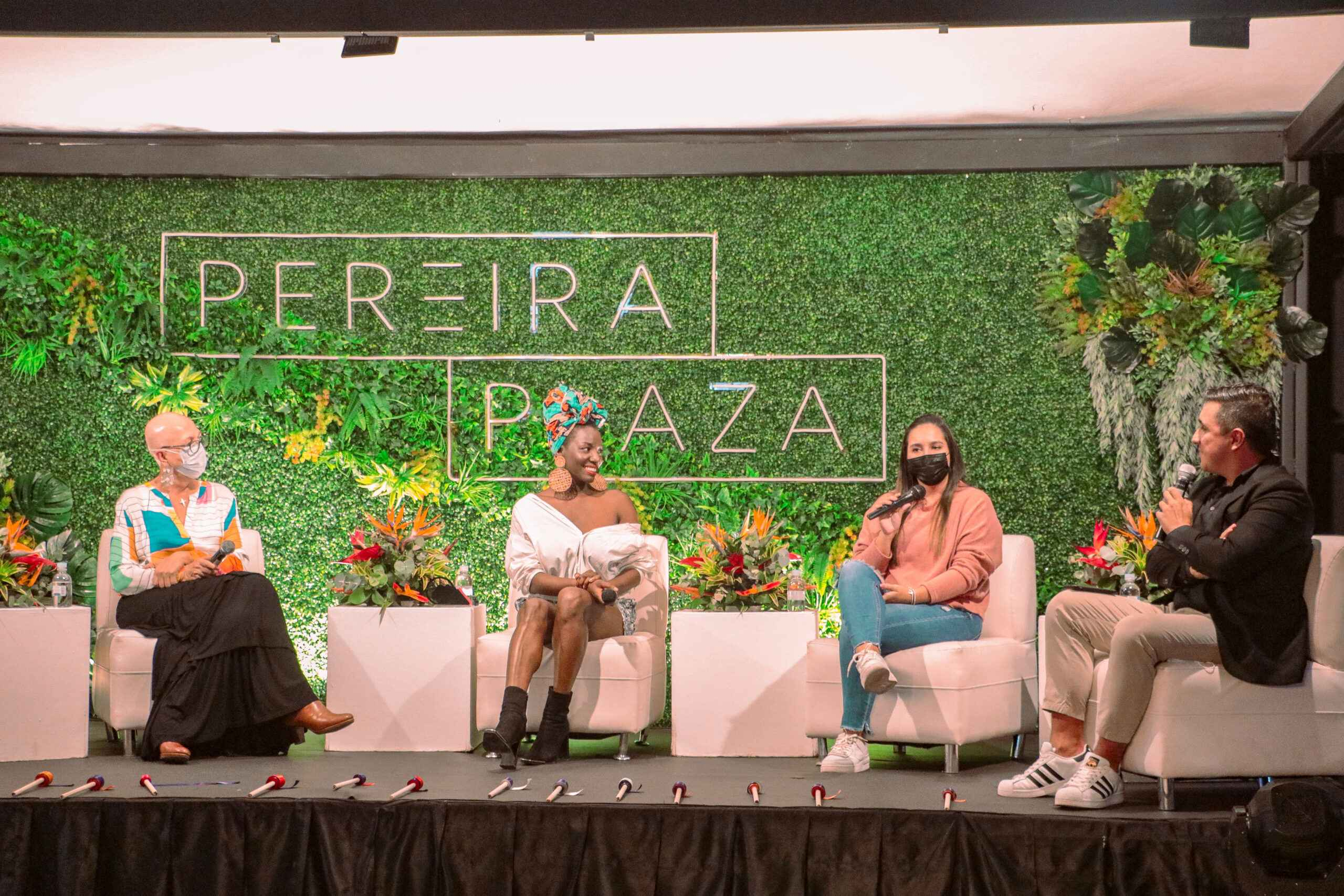 Pereira Plaza renueva su imagen