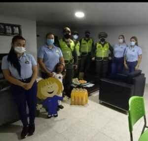 La Asociación Obras sociales en Beneficio de la Policía Nacional, busca más apoyo para sus uniformados y sus familias