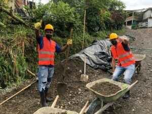 Isaac y David, también forman parte de los casos exitosos del programa, y ya están ubicados laboralmente en la ciudad de Pereira.