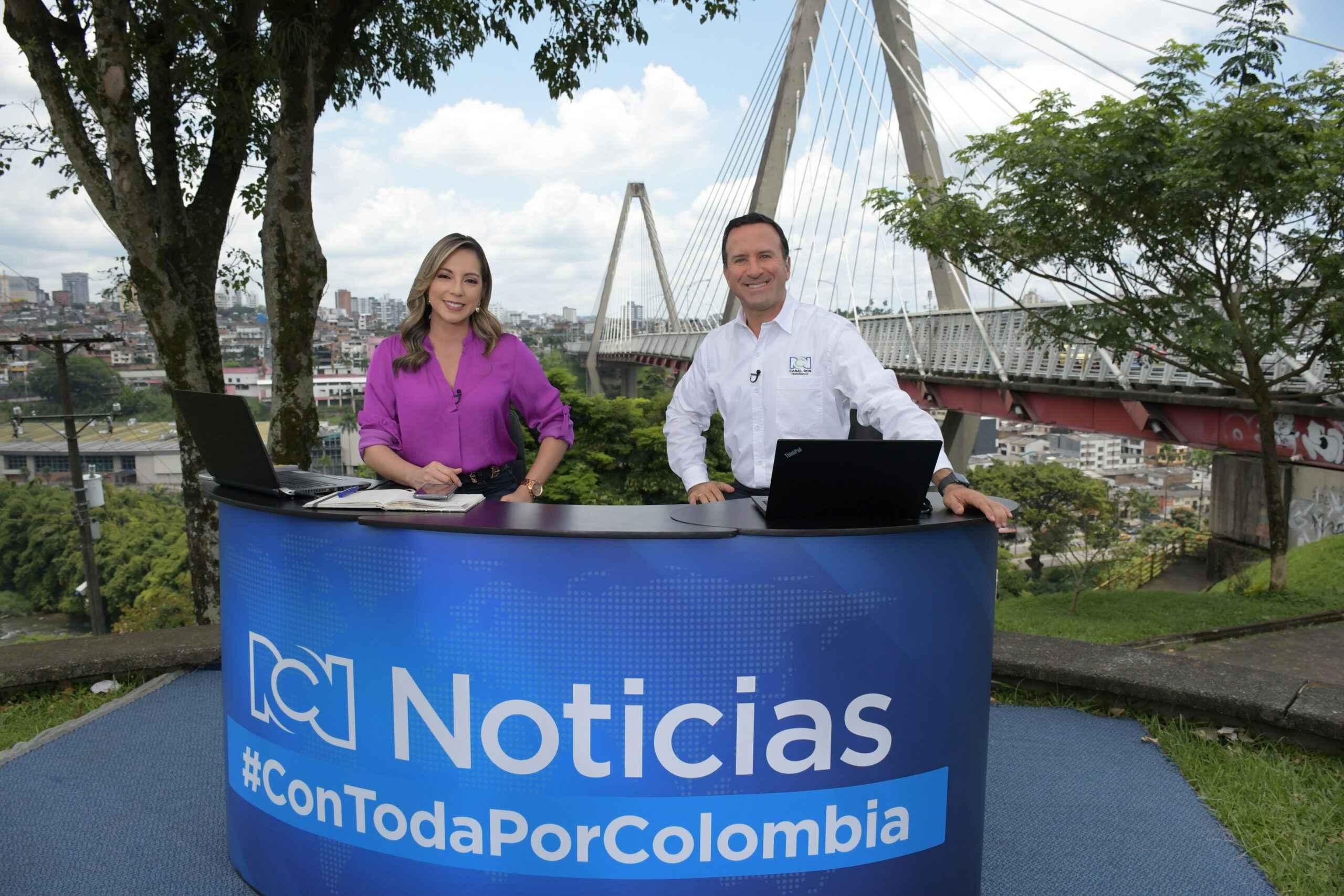 Con toda por Colombia, un éxito en su paso por Pereira