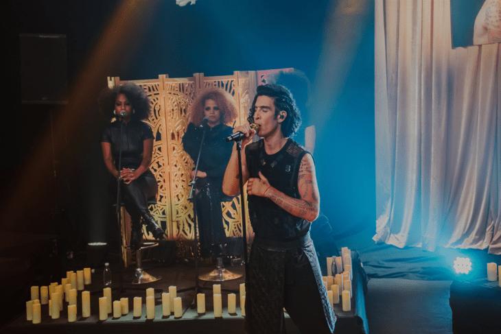 Andrés Cuervo presentó su nuevo sencillo