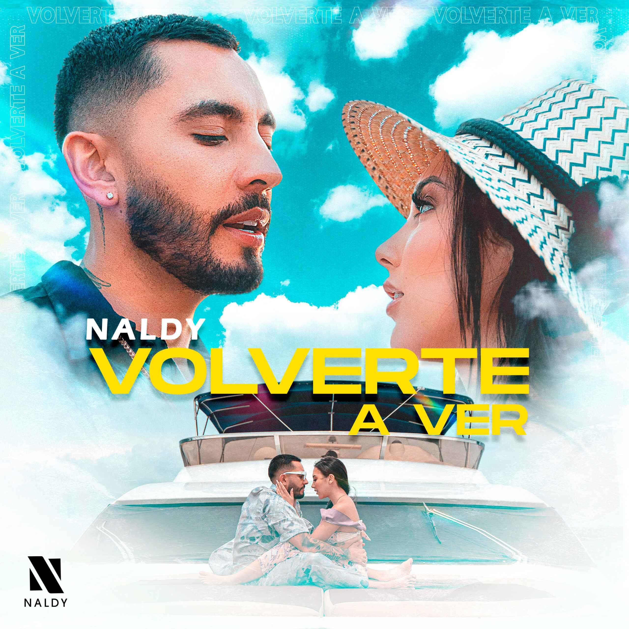 Naldy presentó su nuevo sencillo